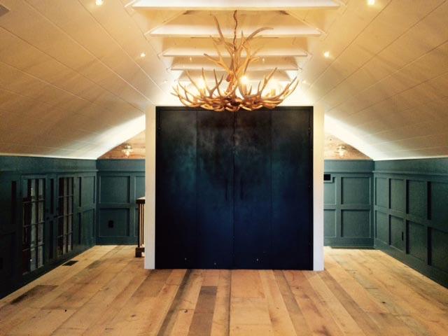 Alpha Genesis Design: Red Barn Second Floor