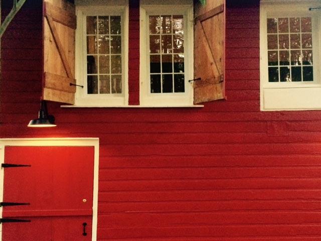 Alpha Genesis Design: Red Barn