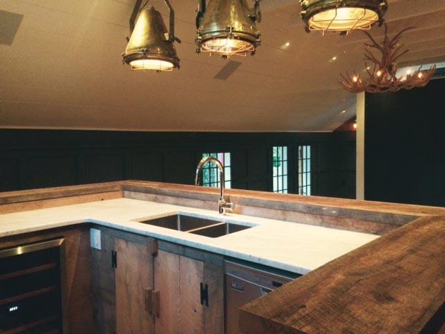 Alpha Genesis Design: Red Barn Bar